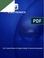 R B Electronics Brochure