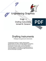 Engineering Drawing Drafting Instruments Lesson 2