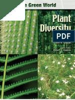 Plant Diversity Taxonomy