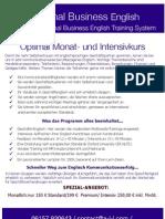 Monat Und Intensivkurse Bei Optimal Business English
