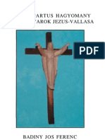 Badinyi Jós Ferenc_kaldpartushagyomany