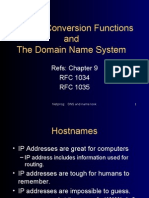 Microsoft Windows Resolver DNS Cache Poisoning | Domain Name System