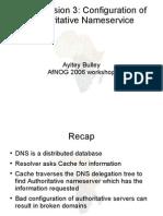 Dns3 Presentation