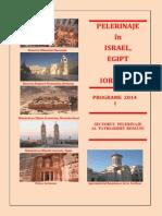 Brosura Israel 2014 basilica travel