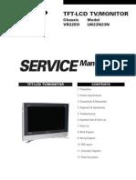 panasonic tc 26lx600 tc 32lx600 service manual repair guide