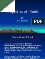 Properties of Fluids by S K Mondal