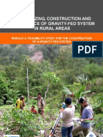 ACF WASH - GFS Module 3 - Feasibility Study - 01-2008 - En