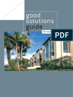 2001 Good Solutions Guide Medium Density Housing