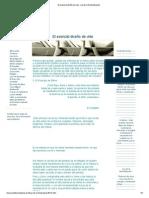 El esencial diseño de vida - Ley de la Neutralización