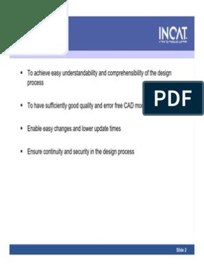 CATIA V5 Best Practices in Part Design   Cartesian
