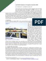 Characterization and Field Evaluation of a Navigation Grade RLG SIMU