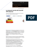 Www Infobae Com 2013 10-24-1518565 La Clausula Secreta Del Acuerdo Ypf Chevron