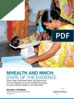 mHealth UN 007 Evidence Gap Report Digital Aaa