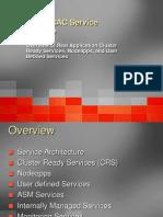 10 Grac Service Architecture