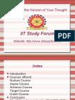 A Well-Organized Study Center for IITAIEEENEET Exams