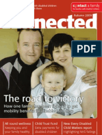 Contact a Family - Connected newsletter