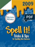 Spell It 2009 Download