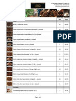 ATN Presentation Coffee Price Card 2012