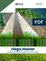 Snip Guia de Riego