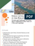 Cebu - Urban Development in the Philippines