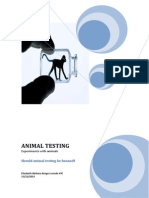 Animal Testing