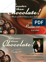 Psalm 119 Sweeter Than Chocolate Lesson 1 Sample