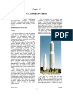 Us Missile Systems