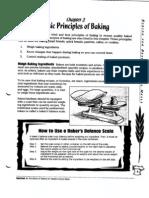 Chapter 2 Basic Principles of Baking