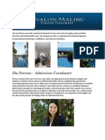Avalon Malibu, CA Luxury Addiction treatment center