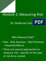 Management of Risk Module 2