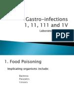 GI Infections 1,2,3,4