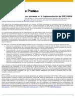 SAP Momentum HANA Retail