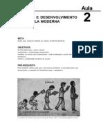 Historia da Educação Brasileira aula 2