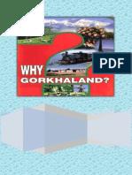 Why Gorkhaland