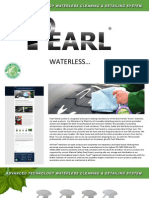 Pearl® Waterless Car Care Cleaning Products