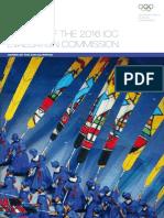 2016 IOC Evaluation Report