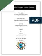 emprendimeinto y gestión Mateo Barros Costos