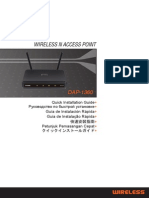 Access Point Wireless N DAP 1360 - D-Link