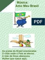 Eu Te Amo Meu Brasil No Impress