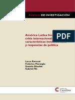 Crisis en America Latina