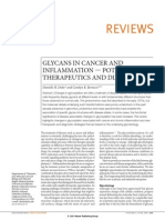 GlycansCancer Inflammation