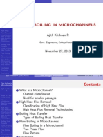 Flow Boiling in Microchannel