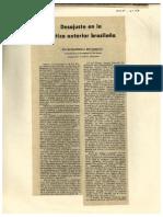Desajuste en La Politica Exterior Le Monde Diplomatique 5(59) Novembro de 1983