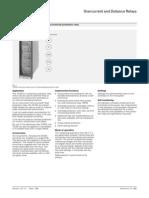 7SJ50x Catalogue