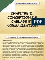 Chapitre II_Conception de Cablage Et Normes en Vigueur