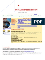 BASIC for PIC Micro Controller