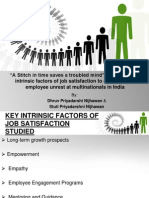 key intrinsic factors