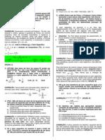 Calorimetria Exercicios - Resolução