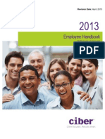 Intel Employee Handbook | Privacy | Conflict Of Interest