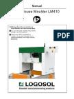 En en Timmerfras Lm410 Manual Uk 090203